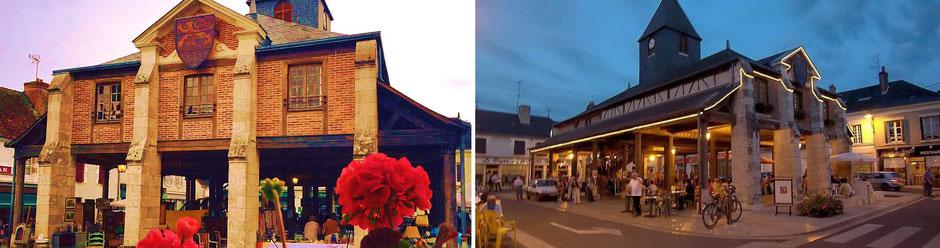 Village pres de Chambord