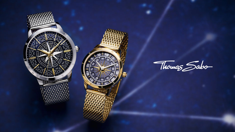 Watches by Thomas Sabo