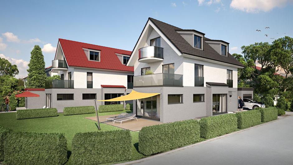 Architekturvisualisierung, Immobilienvisualisierung, CGI, Rendering, 3D Visualisierung, Visualisierung, Animation, Produktvisualisierung, München, Bayern, Deutschland, Rendering, 3D Rendering