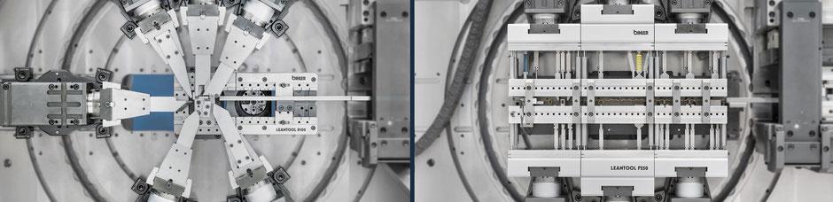 Bihler LEANTOOL-System Radial und Folgeverbund