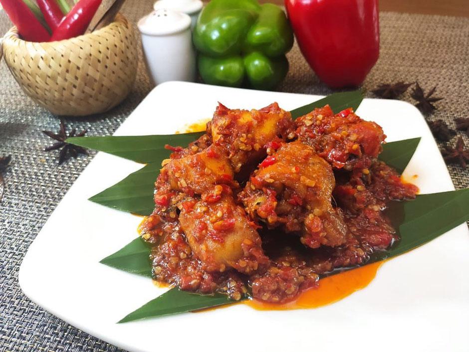 Batavia Indonesian Halal restaurant Hanoi Vietnam