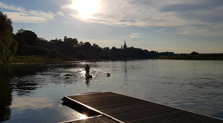 Sportwerft   Das Rudern weiterentwickelt ...
