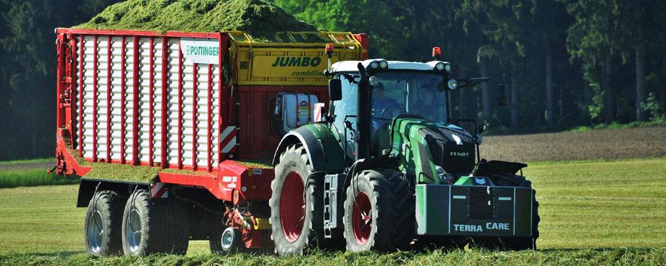 TERRA CARE Reifendruckregelanlage Traktor Anhänger