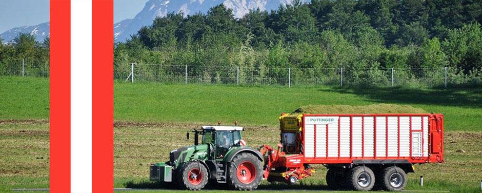 TERRA CARE Reifendruckregelanlage Traktor Anhänger Förderung Österreich