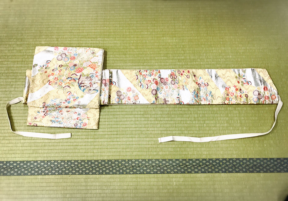作り帯 着物 呉服 横須賀