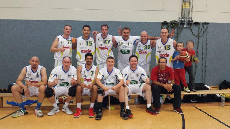 2.Spiel und 2.Sieg! Glückwunsch an unsere 2.Herren, mit 76:71 gewinnt das Team von Trainer Dyon Doekhi gegen Schandelah.