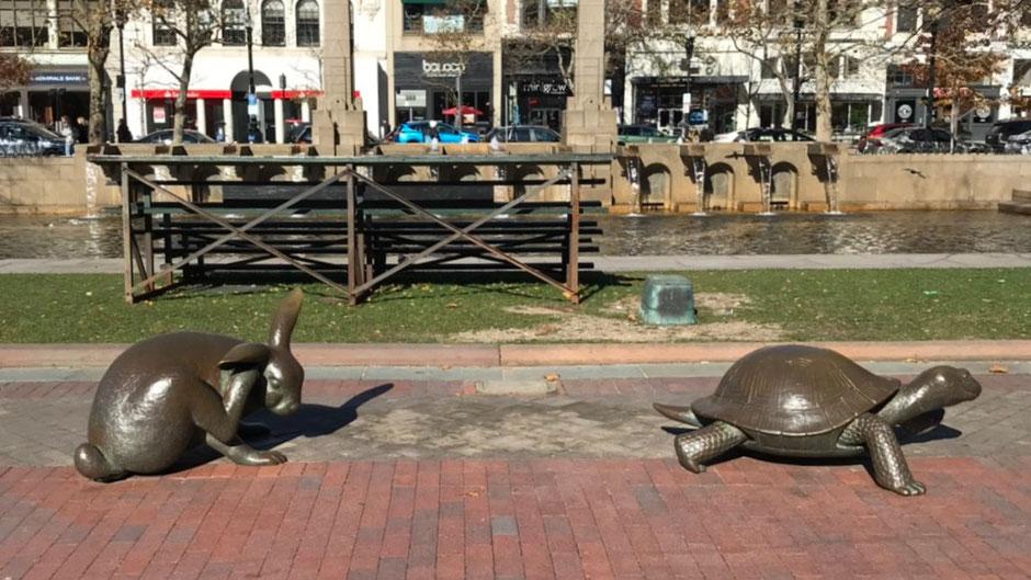 カメさんにもウサギさんにも負けない己の戦略で、ボスキャリは戦うべし(ボストン)