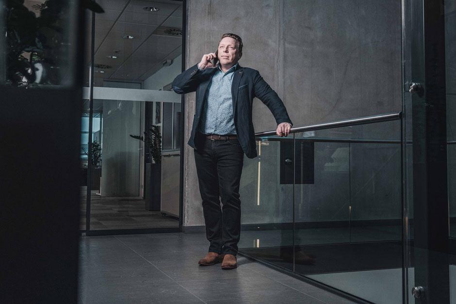 Businessfotograf aus Oberösterreich, Thomas Brunner