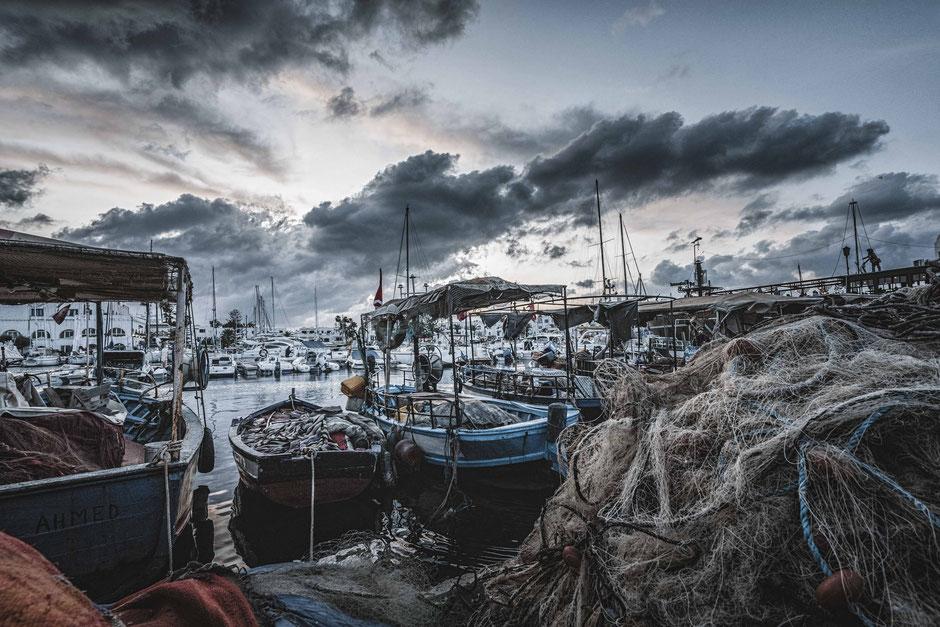 Hafen von Port el Kantaoui