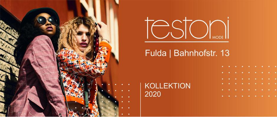 logo testoni Frühjahrsmode stylische Mode italienische Mode young fashion
