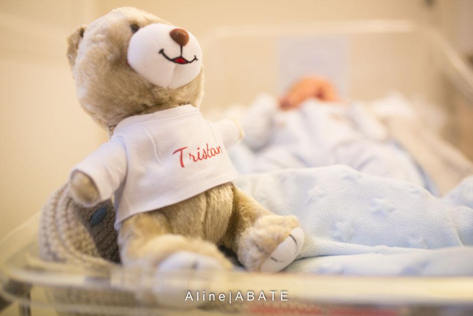 ours en peluche personnalisé