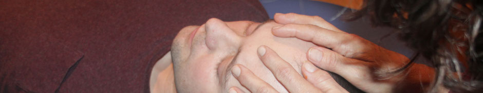 Cranio Sacrale Behandlung in der Logopädie Bornhöved