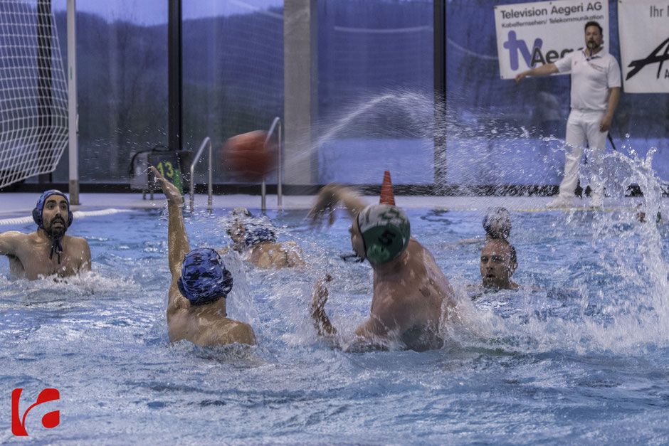 SC Frosch Ägeri - Lausanne Natation, 27.April2019, 16:15