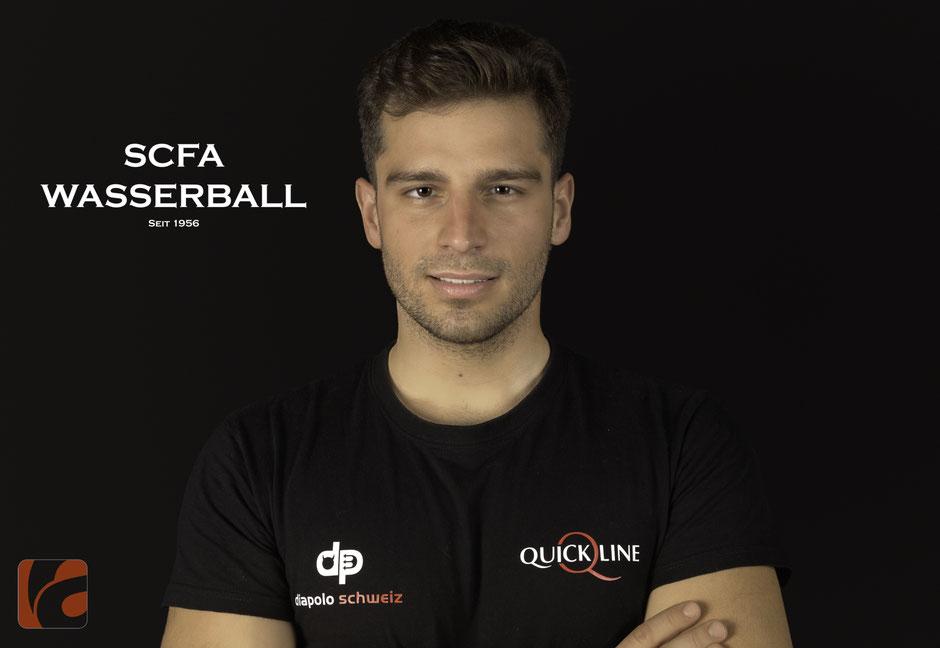 Norbert Kerschbaum, Spielertrainer und ausgebildeter Schiri hat grosses vor. Er kam vom SVV Plauen aus dem Vogtland (5. Platz in der Bundesligatabelle) zu den Fröschen in die Zentralschweiz.
