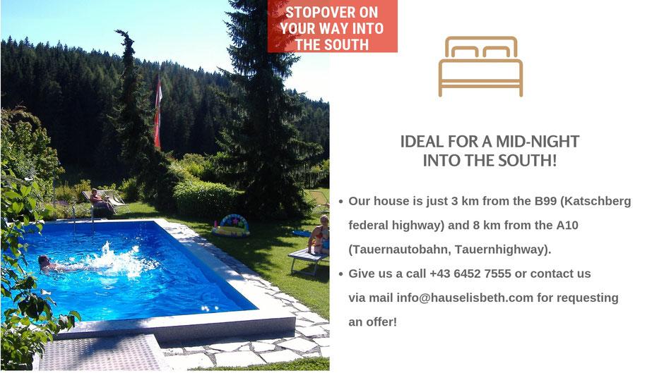 Stopover, mid-night, radstadt, austria, österreich, Zwischenstopp, Durchreise, journey through