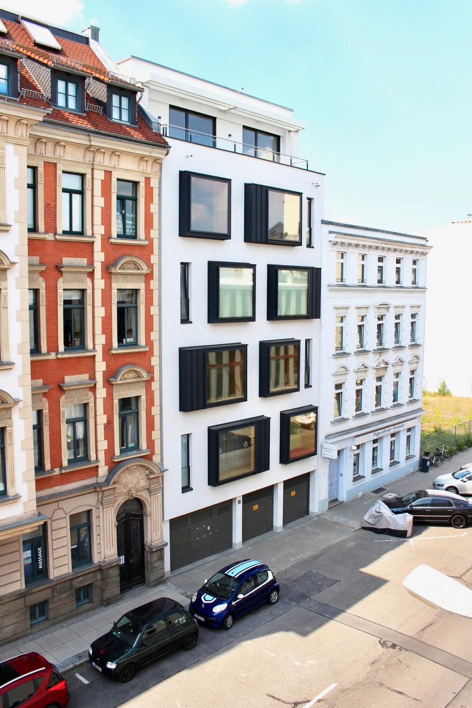 Neubauimmobilien Leipzig - Wohnung kaufen - Zentrum