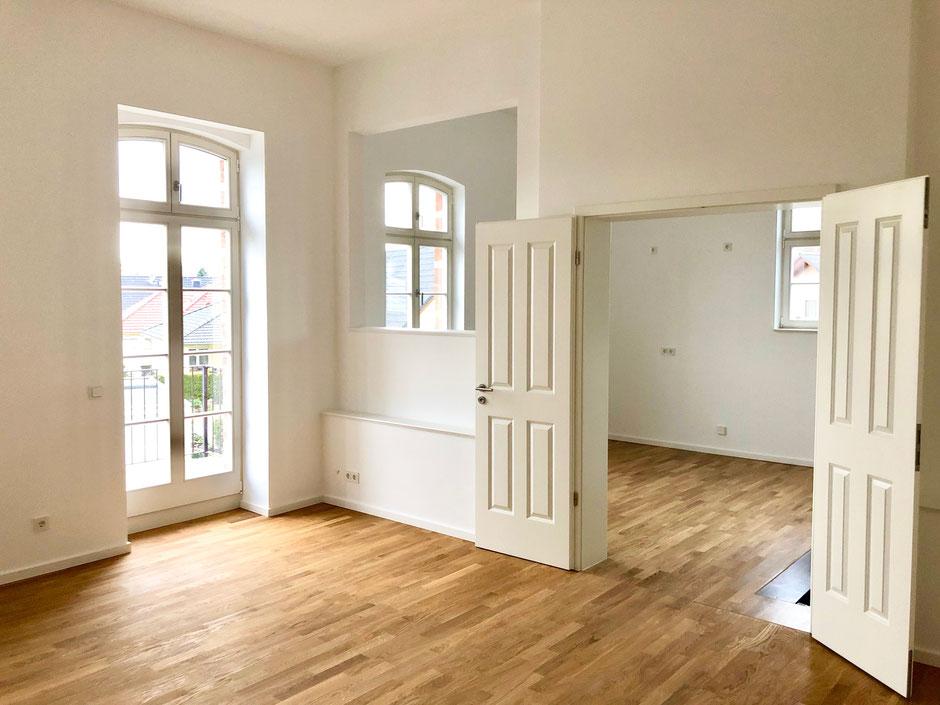 Denkmalschutz Wohnung Loft Leipzig kaufen