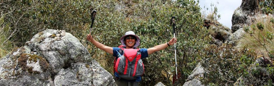 Equatours Inka Pfad Wanderung