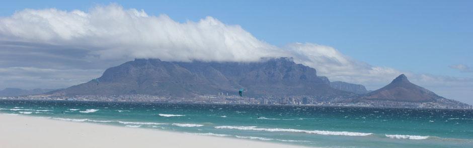 Traumblick auf Kapstadt