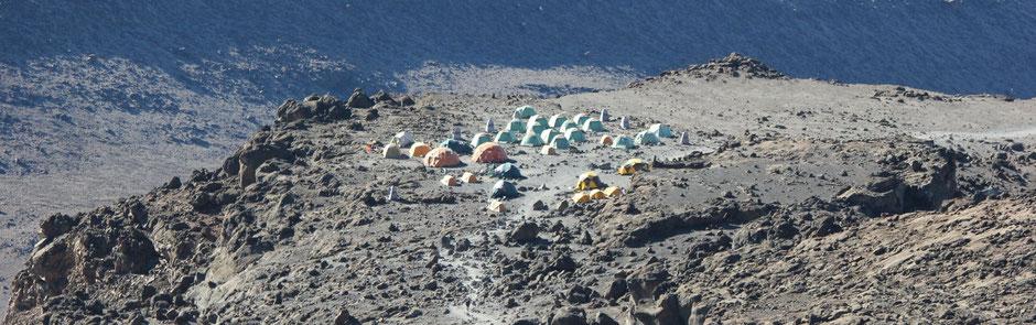 Kosovo Camp Kilimanjaro