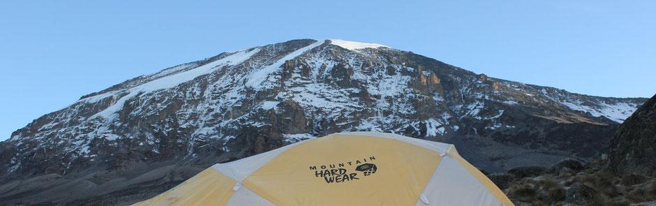 Baranco Camp Kilimanjaro