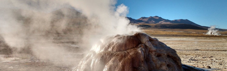 El Tatio in Chile