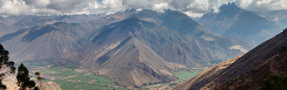Das Heilige Tal in Peru