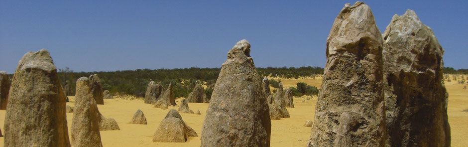Pinnacles Nationalpark Westaustralien