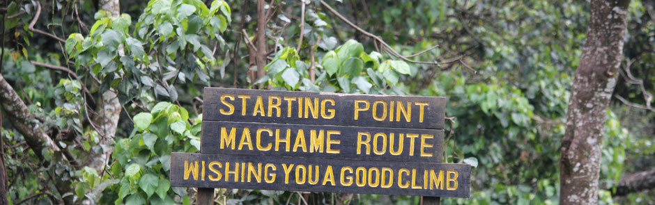 Private Machame Besteigung Kilimandscharo