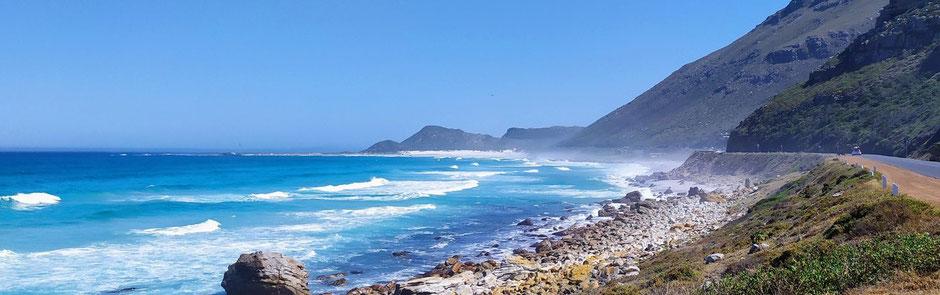 Cape Town Cycle Tour along Misty Cliffs
