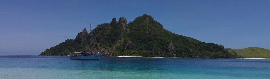 Mamanuca Islands Sailing