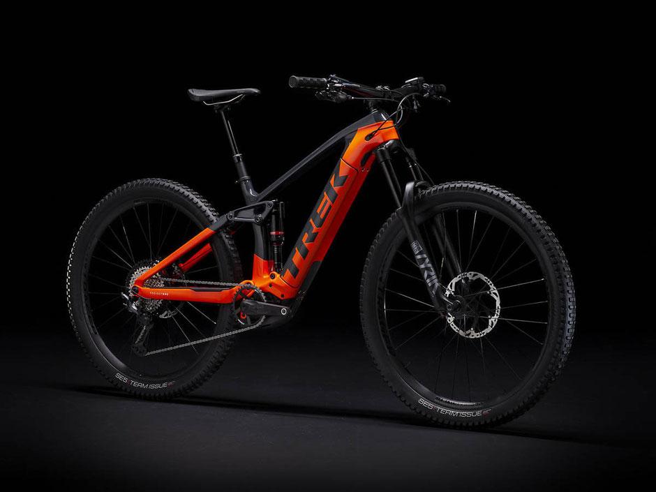 електрическо колело Trek