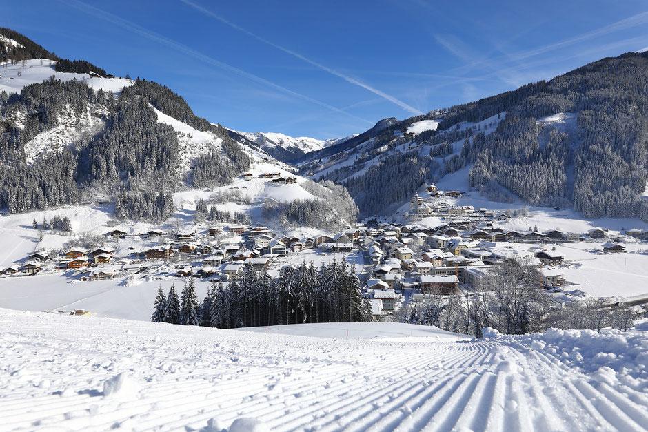 Ein Winterurlaub in Großarl ist ein voller Genuss