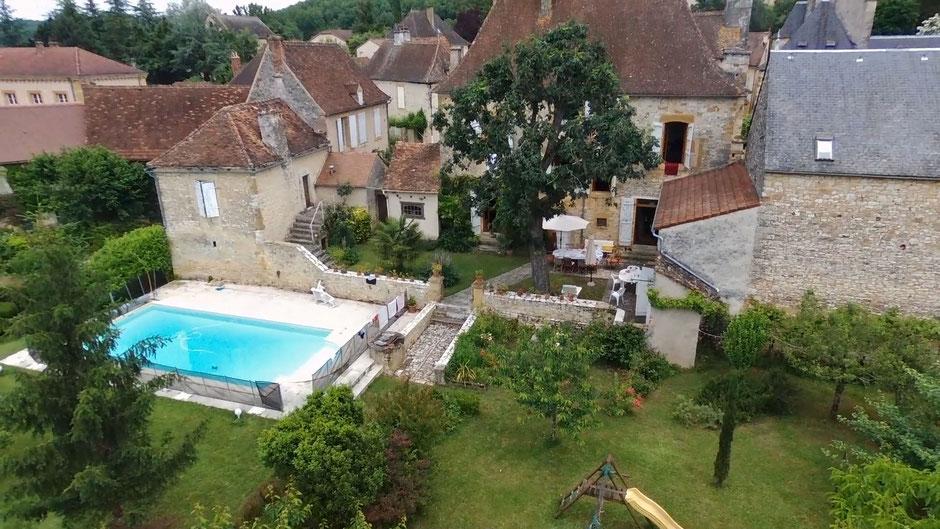 Domaine de Vielcastel, votre location saisonnière pour vos vacances en famille, silence et farniente
