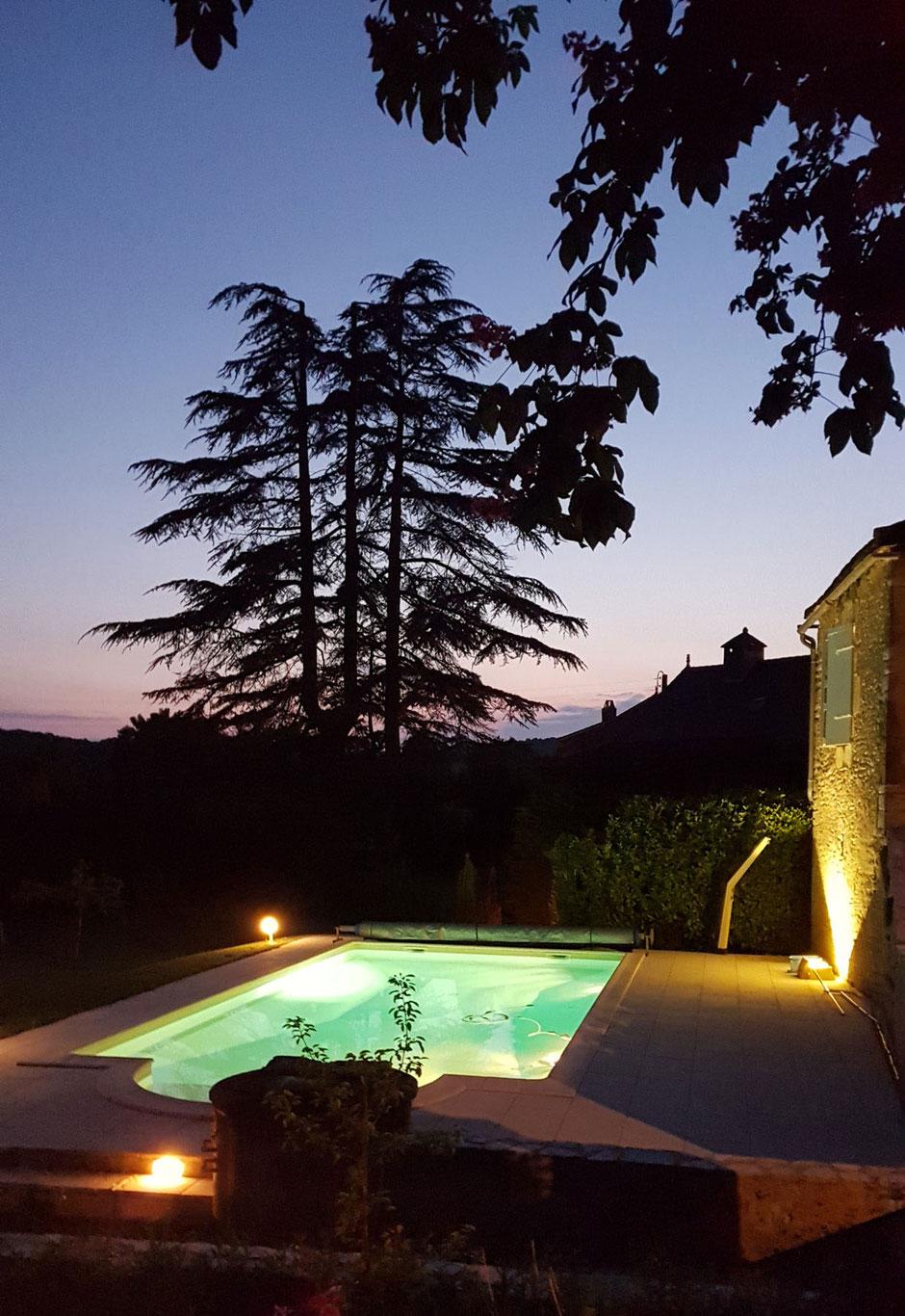 Domaine de Vielcastel, votre location saisonnière pour vos vacances en famille avec une piscine privée sécurisée
