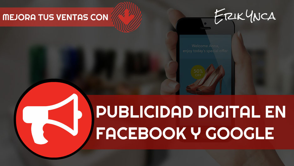 Servicio de Publicidad Digital en Facebook y Google