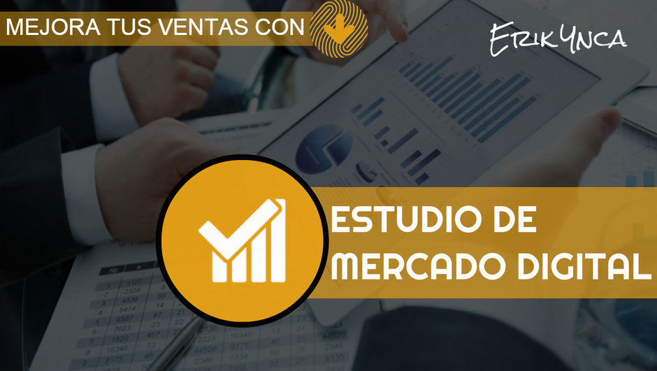 Estudio de mercado Digital