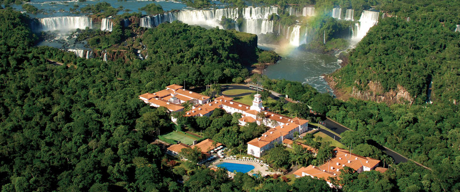 Belmond Hotel das Cataratas at Foz do Iguaçu in Brazil