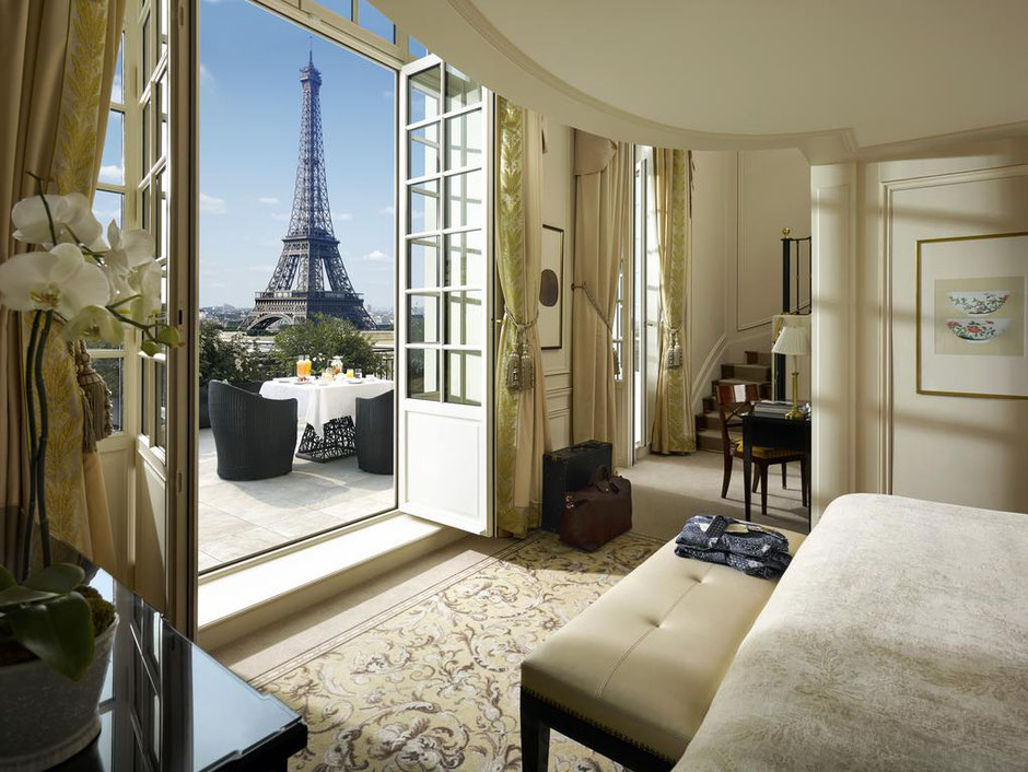 Shangri-La Hotel Paris France