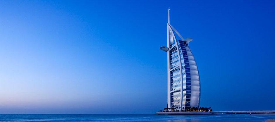 Jumeirah Burj Al Arab in Dubai