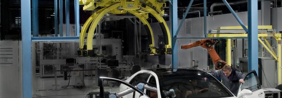 ZeMA - Zentrum für Mechatronik und Automatisierungstechnik gGmbH, Projekt AutoIBN