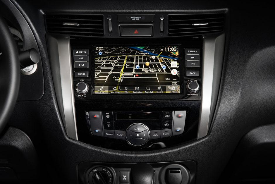 Le Nissan NAVARA 2019 profite de mises à jour
