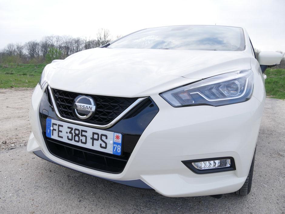 Nissan Micra 100ch Xtronic 2019