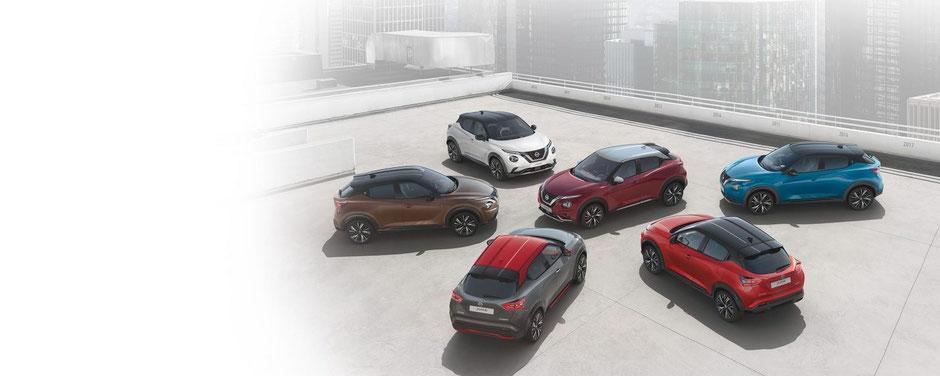 Nissan JUKE N-DESIGN 2019
