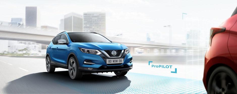 Nissan QASHQAI Drive Edition équipé du ProPILOT 2018