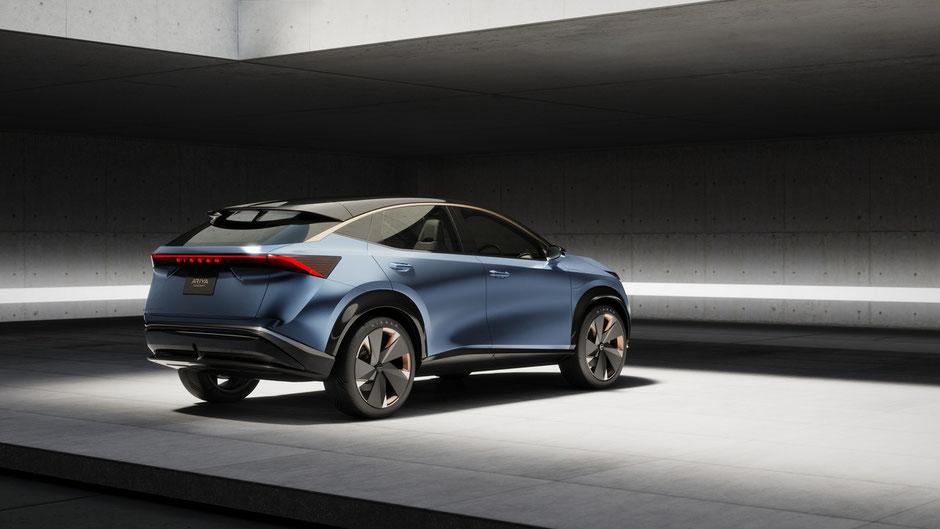 Concept Nissan Ariya 2019