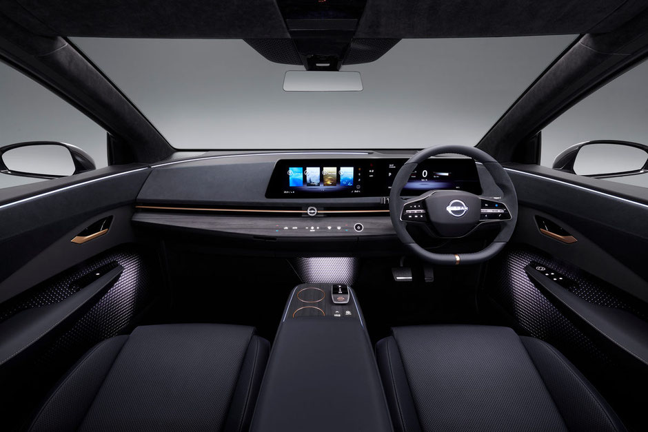 Concept Nissan Ariya