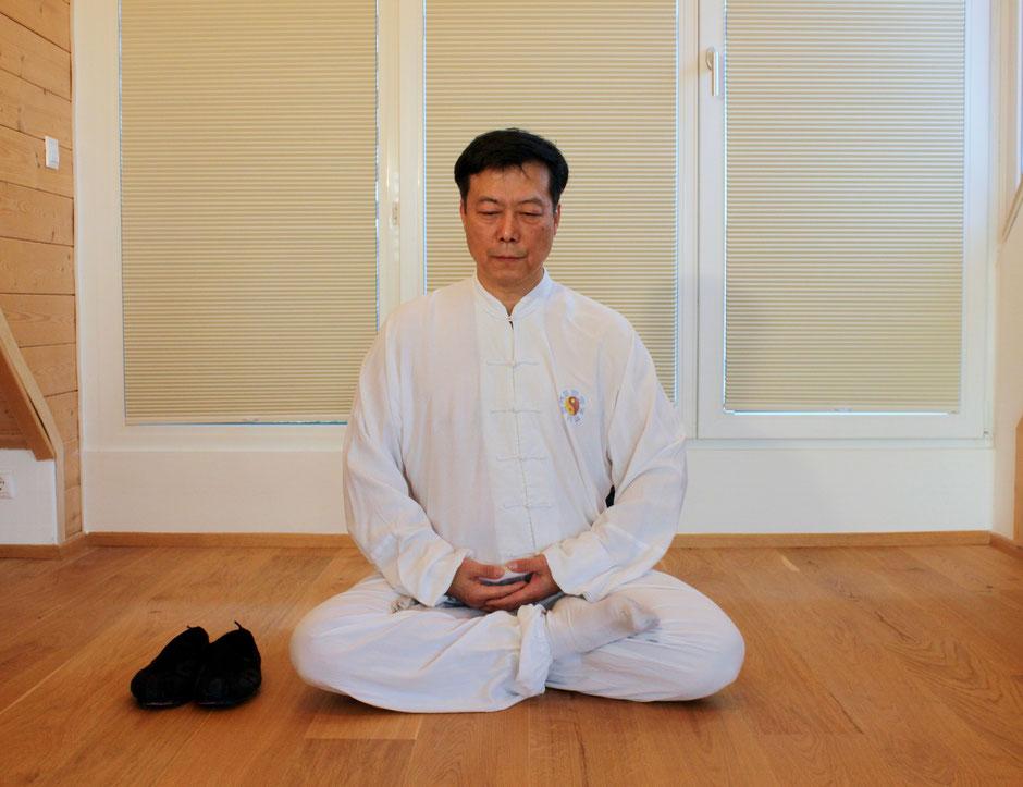 Zen Meditation Studio Zhang Wien