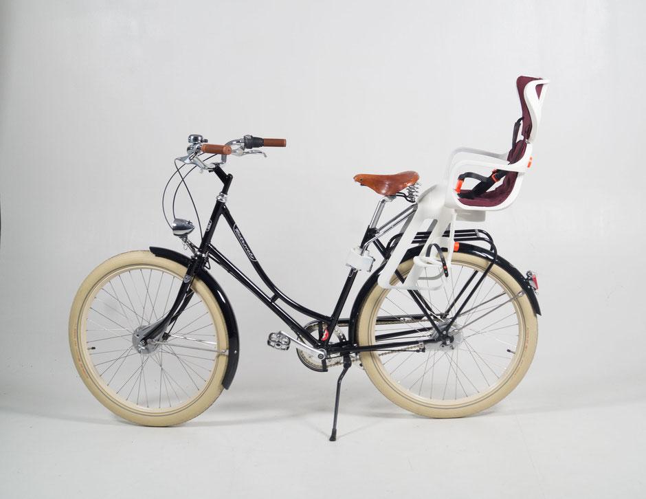 Fahrradkindersitz, Design, Victoria Palm, Fahrardkorb und Sitz, Kids Design Award