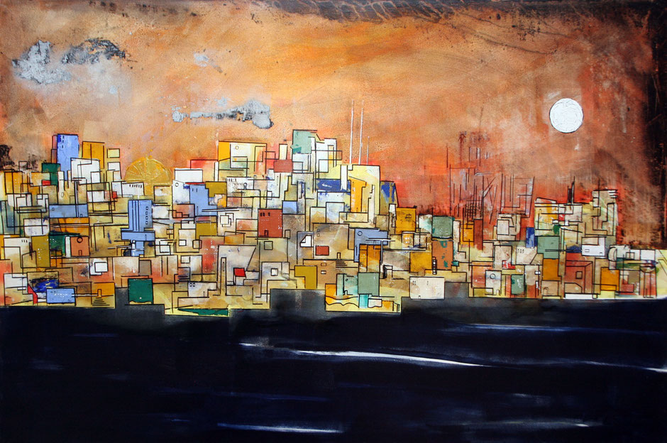 Middle East, Eckehard Dworok (2017)